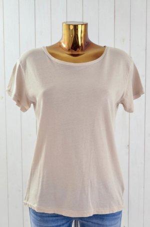 RAGDOLL Damen T-Shirt Shirt Basic Rundhals Kurzarm Baumwolle Gr.S Neu!