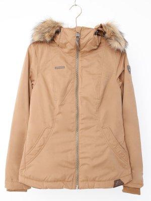 Ragwear Manteau d'hiver marron clair-chameau