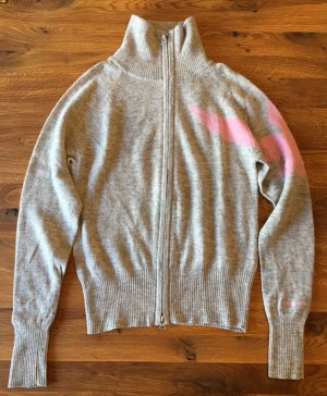 #Ragwear #Intarsien #Strick-Zipper-Jacket