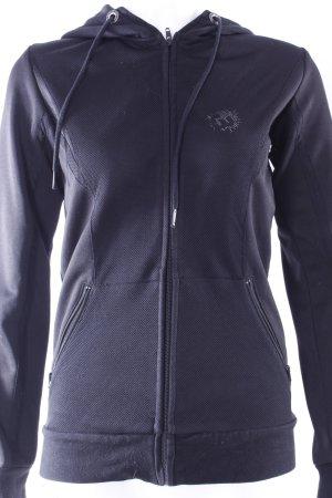 Ragwear Jacke mit Netzstoff
