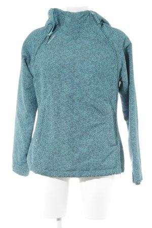 Ragwear Veste d'extérieur bleu cadet-gris foncé motif graphique