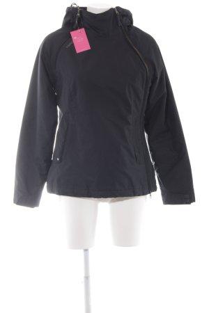 Ragwear Outdoorjacke schwarz-grüngrau Casual-Look