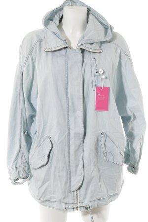 Ragwear Oversized Jacket white-light blue casual look