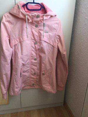 Ragwear Regenjas roze-rosé