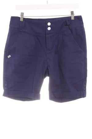 Ragwear Shorts blau Casual-Look