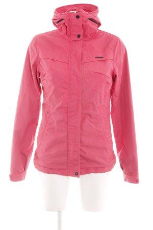 Ragwear Übergangsjacke pink Casual-Look