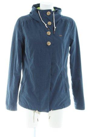 Ragwear Übergangsjacke blau Casual-Look