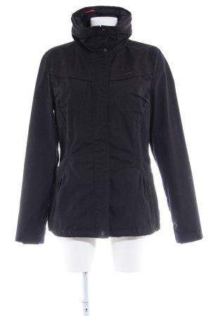 Ragwear Übergangsjacke schwarz Casual-Look