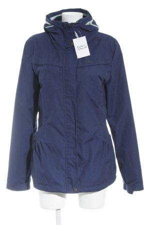 Ragwear Winterjacke dunkelblau Casual-Look