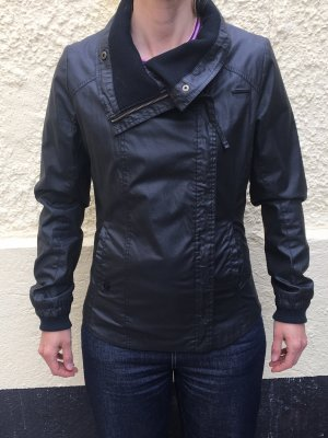 Ragwear Biker Jacket black