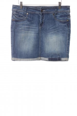 Raiden Jeansrock blau Casual-Look