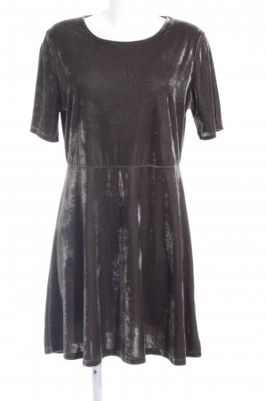 Rainbow A-Linien Kleid grüngrau Casual-Look