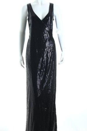 Rainbow Abendkleid schwarz Eleganz-Look