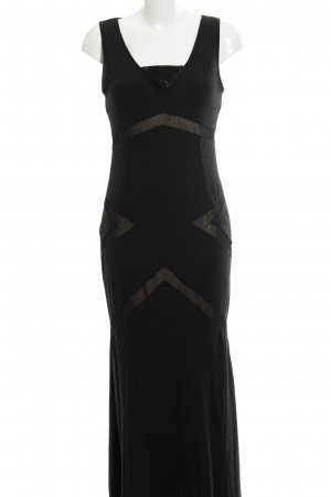 Rainbow Abendkleid schwarz-nude Elegant