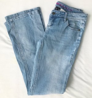 Rainbow Boot Cut Jeans Gr. 36