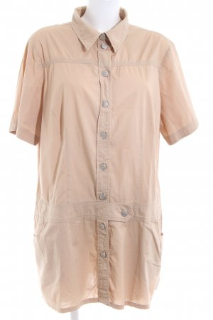 Rainbow Long-Bluse nude Casual-Look