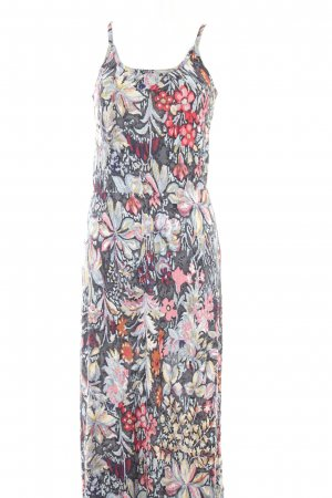 Rainbow Maxikleid florales Muster Beach-Look