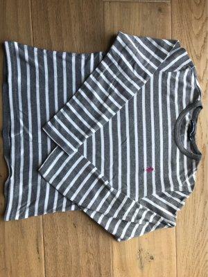 Ralph Lauren Sport Gestreept shirt wit-lichtgrijs Katoen