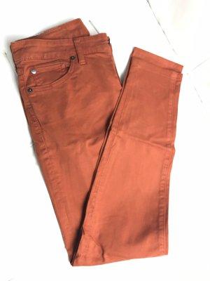 Ralph Lauren Low Rise Jeans dark orange
