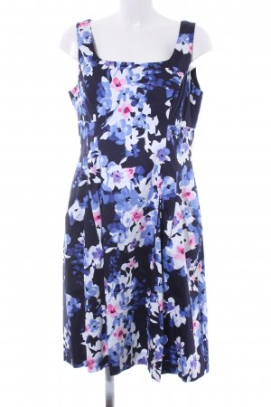 Ralph Lauren A-Linien Kleid florales Muster schlichter Stil