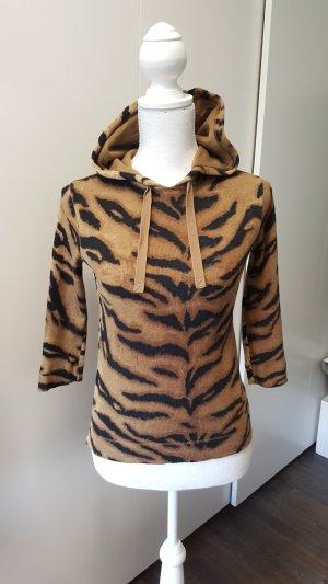Ralph Lauren Active Hoodie XS Kapuze Tiger Pullover