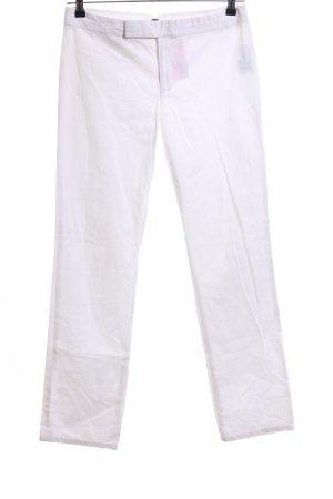 Ralph Lauren Suit Trouser white casual look