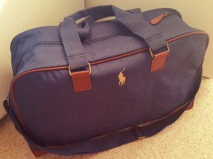 Lauren by Ralph Lauren Weekender Bag multicolored