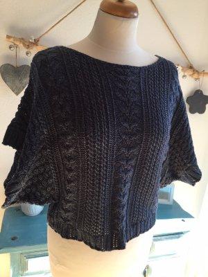 Ralph Lauren Baumwolle Pullover blau Größe XS