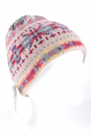 Ralph Lauren Beanie abstract patroon casual uitstraling