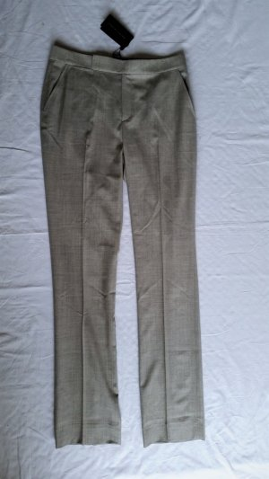 Ralph Lauren Black Label, Hose Cameron, grau, Wolle, 38 (US 8), neu, € 850,-
