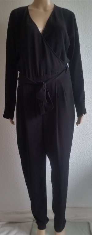 Ralph Lauren Black Label, Jumpsuit Ryland, schwarz, 40 (US 10), neu, € 1.500,-