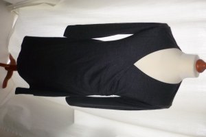 Ralph Lauren Black Label, Kleid, Wolle, anthrazit, Gr. XL, neu, UPE: € 950,-