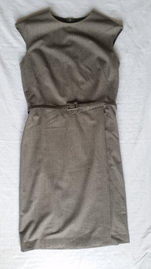 Ralph Lauren Black Label, Kleid, Wolle, grau, 42, neuwertig, € 1.190,-