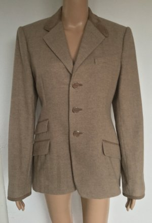 Ralph Lauren Wool Blazer light brown cashmere