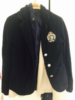 Ralph Lauren Blazer mit Wappen