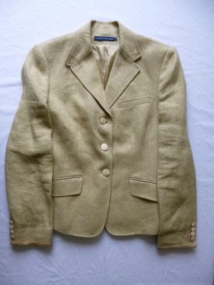 Ralph Lauren Blue Label, Blazer, Leinen, beige, 42 (US 12), € 690, -
