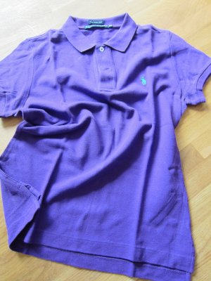 RALPH LAUREN Blue Label Skinny-Fit Polo mit Pony