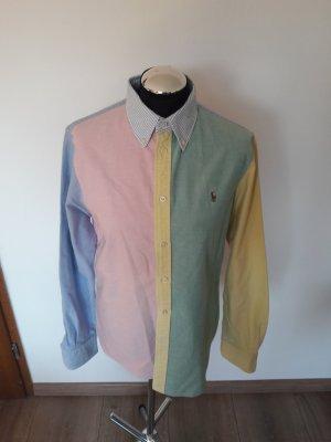 Ralph Lauren Blouse pink-green