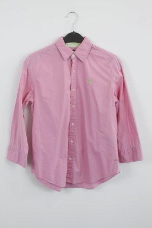 Ralph Lauren Bluse Gr. S  pink (18/9/173)