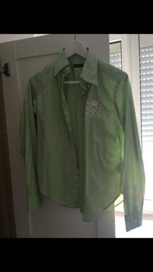 Ralph Lauren Bluse in mintgrün