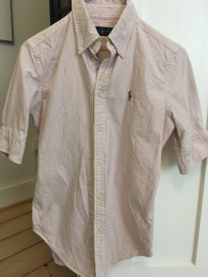 Ralph Lauren Short Sleeve Shirt white-light pink