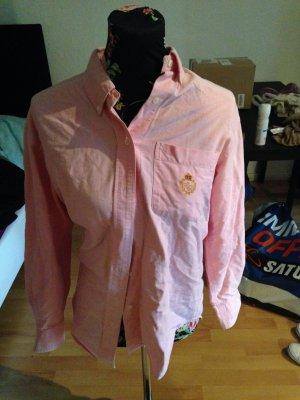 Ralph Lauren Bluse rosa, Größe L