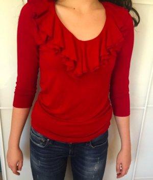 Ralph Lauren Bluse Shirt Rot Gr. S NEU