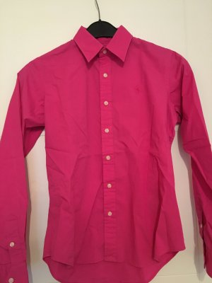 Ralph Lauren Bluse Slim Fit