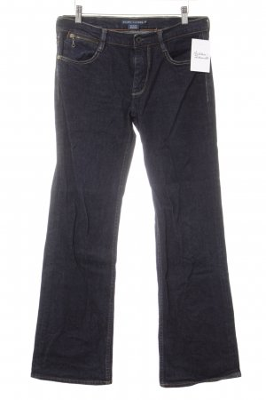 Ralph Lauren Boot Cut Jeans dunkelblau Casual-Look