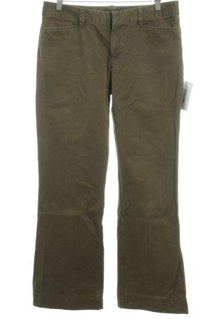 Ralph Lauren Boot Cut Jeans olivgrün Casual-Look