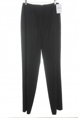 Ralph Lauren Bundfaltenhose schwarz Business-Look