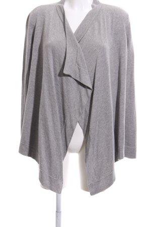 Ralph Lauren Cardigan light grey flecked casual look