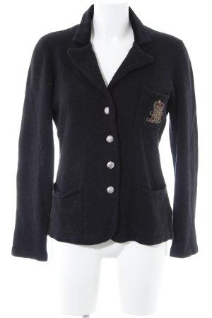 Ralph Lauren Cardigan schwarz Elegant