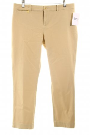 Ralph Lauren Chinohose beige Casual-Look